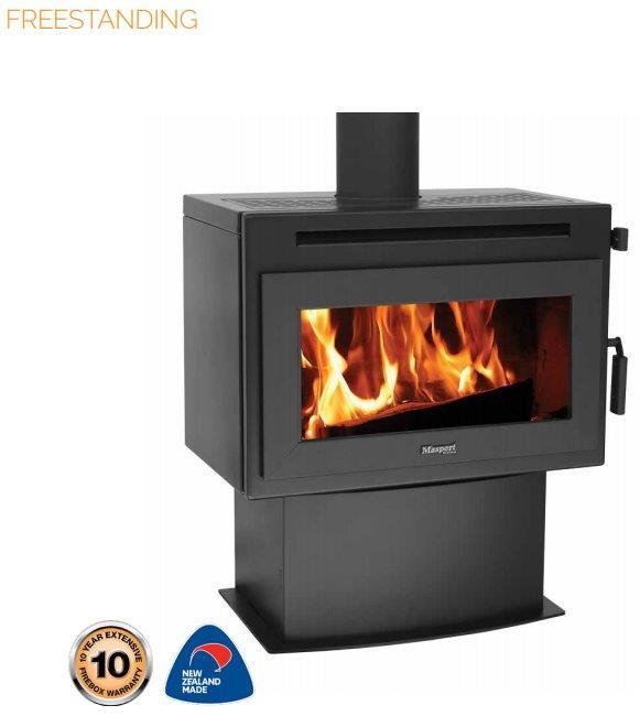 Wood Heaters by Masport