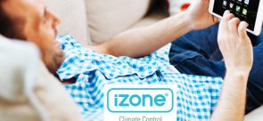 iZone air conditioner climate control